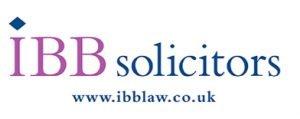 IBB Solicitors Logo